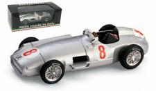 BRUMM 1:43 JUAN MANUEL FANGIO, MERCEDES-BENZ W196 1955 Dutch GP winner, New