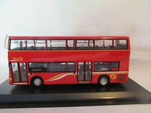 CREATIVE MASTER TRANSBUS ALX400 BODIED TRIDENT - FIRST SCALE 1:76 UKBUS 1018