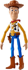 Toy Story Talking Woody Doll Figure By Disney/Pixar The Most Favorite Character!