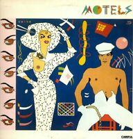 The Motels Vinyl LP Capitol Records, 1980, ST-12070, Careful ~ Near Mint- !