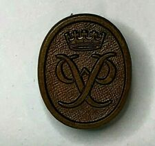 More details for vintage duke of edinburgh bronze award badge h.w miller birmingham 18 maker mark