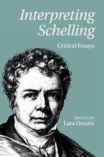 Interpreting Schelling: Critical Essays, , Very Good condition, Book