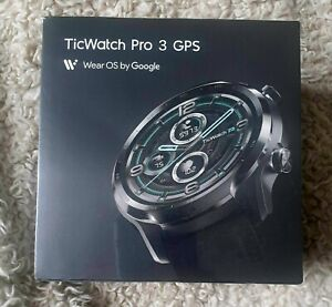 "NEW sealed Mobvoi Ticwatch Pro 3 GPS 72 hours battery AMOLED (1.4"") GPS"