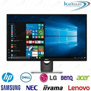 "Cheap 19"" 20"" 22"" 23"" 24""  TFT PC Computer Monitor VGA DVI Flat Screen Dell HP"