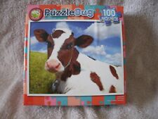New 100 Piece Young Calf Puzzle