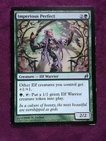 Imperious Perfect Lorwyn  VO  MTG PLAYED (see scan)