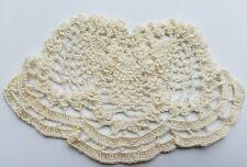 Antique Crochet Insertion Trim Applique Salvage Design Costume Per 1 Insert A29