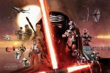 Star Wars poster Galassia Kylo Ren Spada Laser Guerre Stellari Cinema 61x91 cm