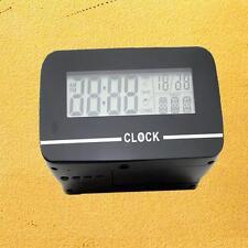 MiniWiFi Clock Hidden Spy Camera P2P IP DVR Nanny Cam Iphone Android Security ST