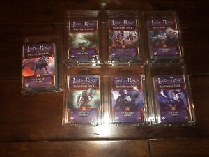 Lord of the Rings LCG Full Ring - Maker Nightmare Set