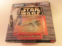 Star Wars - X-wing Star Fighter - Micro Machines - Galoob - Die-Cast Metal Model