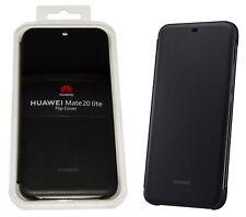 Etui Folio Huawei Hw51992567 Noir pour Mate 20 Lite