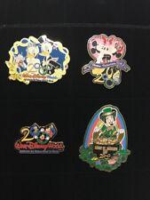 2000 Disney Pins. Lot Of 4