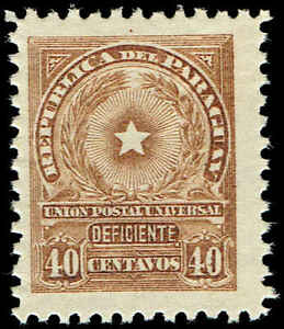 Scott # J10 - 1913 - ' Coat of Arms '