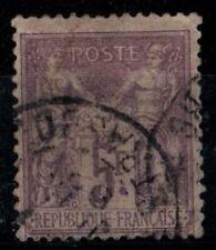 SAGE 95, Oblitéré = Cote 90 € / Lot Classique France