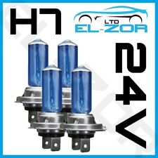 H7 100 W 24 V 499 Super Bright Xenon Blanc Ampoules Camion Camion Commercial HGV HID
