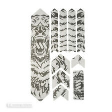 All Mountain Style HONEYCOMB MTB Frame Guard Protection Stickers BEAR XL