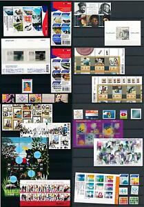 Netherlands Niederlande 2006 Year Set Complete incl. Miniature Sheet MNH