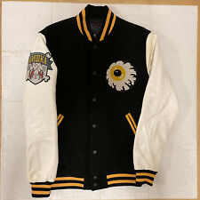 Rare Mishka NYC Decade of Destruction Varsity Jacket Supreme Obey Streetwear