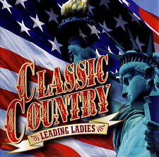 + CLASSIC COUNTRY - LEADING LADIES / VARIOUS ARTISTS - 2 CD SET
