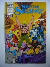 SEMIC MARVEL COMICS SPECIAL STRANGE N° 80 MAI 1992 TRES BON ETAT