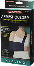 Arm/Shoulder Left/Right Extremity Sling W/Thumb loop