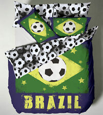 Football Pictorial Home Bedding for Children
