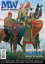 Guerra medieval Vol Iv Edición 2-reinas & Valquirias-wargaming/histórico