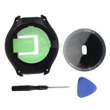 New OEM Housing Battery Back Rear GLASS Cover Case For Samsung Gear S2 SM-R720