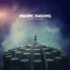 IMAGINE DRAGONS - NIGHT VISIONS  CD  13 TRACKS ROCK & POP  NEUF