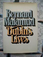 Dubin's Lives (Bernard Malamud, 1979 1st Printing Hcdj)