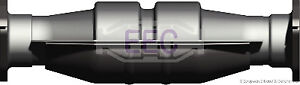 CATALYTIC CONVERTER / CAT FOR LOTUS LO6000 OEM QUALITY