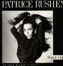PATRICE RUSHEN - Watch Out! (Extended Francois Kevorkian Rmx) - Arista AD1-9563