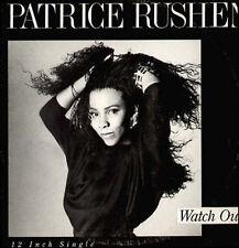 PATRICE RUSHEN - Watch Out! (étendu Francois Kevorkian Rmx) - Arista AD1-9563