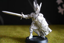 WARHAMMER LOTR - DOL AMROTH COMMAND CAPTAIN (RARE POSE)