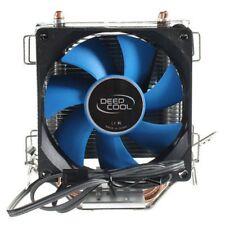 New CPU cooler Silent Fan For Intel LGA775 / 1156/1155 AMD AM2 / AM2 + / AM3 ED
