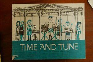 songbook BBC Radio SINGING TOGETHER summer 1964
