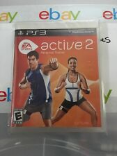 EA Sports Active 2  (Sony Playstation 3, 2010) PS3 Game