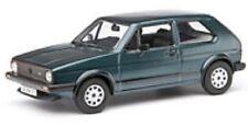 Corgi Vanguards 1:43 VA12009B  VW GOLF Mk1 Series 2  LHASA GREEN