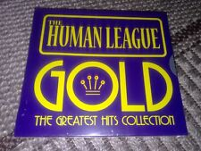 The Human League - Gold - The Greatest Hits Collection - 2 CDs - Made in PH