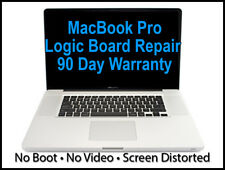 "MACBOOK PRO 17"" A1297 2.2Ghz 820-2914 2011 LOGIC BOARD REPAIR **NEW GPU**"