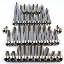 Aprilia RSV1000 Mille 98-03 Titanium Socket Cap Engine Bolt Kit