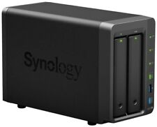 Synology DS718 2 Bay Desktop NAS Gehäuse