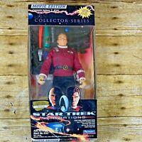 "1994 Playmates Star Trek Generations Movie Edition Captain James Kirk Figure 9"""