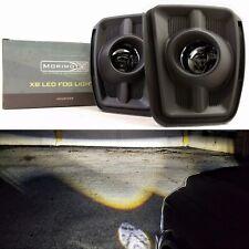 2013-2014 Dodge Ram 1500 Morimoto XB LED Vertical Fog Lights Driving Lamps L+R