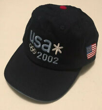 Winter Olympics USA Roots Hat / Cap 2002 New with Tags