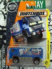 '17 MATCHBOX DESERT THUNDER V16 NEW IN BOX