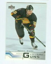 2001/02 Upper Deck Young Guns Flashback Pavel Bure  #230 Vancouver Canucks