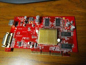 FIC A92M ATI Radeon 9200 128MB 128-bit DDR 4X/8X AGP Video Card (No Bracket) w/D