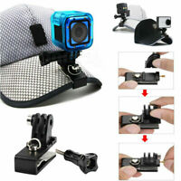 TELESIN Backpack Hat Cap Clip Clamp Mount for Gopro Hero 5 4 Session Xiaomi Yi